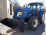 2007 NEW HOLLAND TL100A
