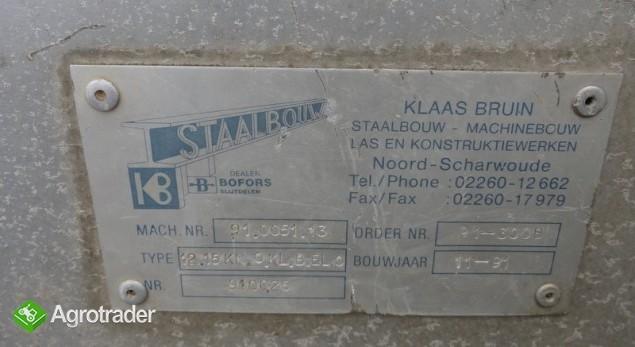 Podajnik do kapusty skladany aluminiowy 10metrow - zdjęcie 2
