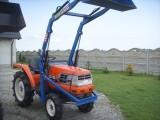 KUBOTA GL 23 + ładowacz TUR mini traktorek traktor