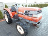 Kubota GL 25   25KM 4x4 wspomaganie rewers mini traktor iseki yanmar