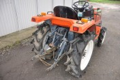 Traktorek Hinomoto N179D 4x4 18PS