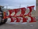 Quimel Arado,preparación del suelo,labrar,voltear. - 2012