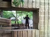 Rozbiórki garaży stodoły budynki porządkowanie FV