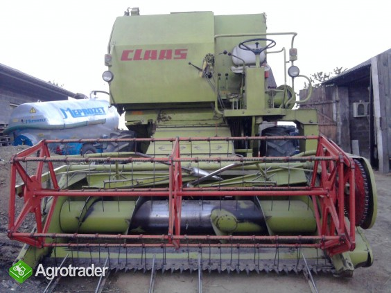 Claas Claas Compact 30 - 1986