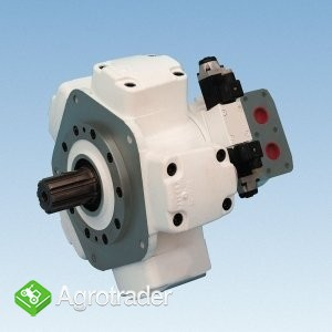 Pompa Hydromatik A10VO45ED7252L-PSC12K52T - zdjęcie 2