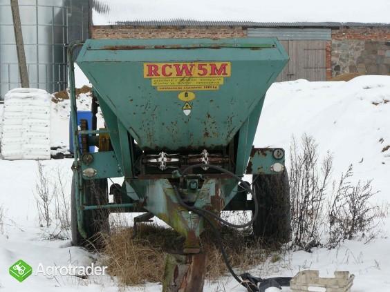 Agromet RCW5M. - 1996 - 5000 - zdjęcie 1