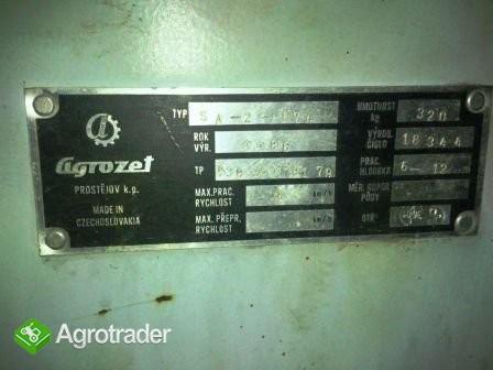 Agrozet SA-2-074 - 1986