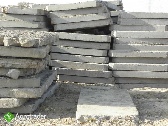 Płyty drogowe betonowe MON/ Jelenia Góra