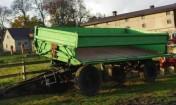 Przyczepa rolnicza IFA HL 80.11