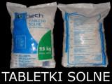 TABLETKI SOLNE 25kg sól tabletkowan Jarocin Poznan