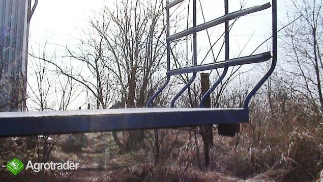 Przyczepy do wożenia snopków od 8 do 10 m skrzyni - zdjęcie 5