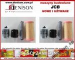 Zestaw Filtrów do maszyn JCB 8014, 8016, 8018