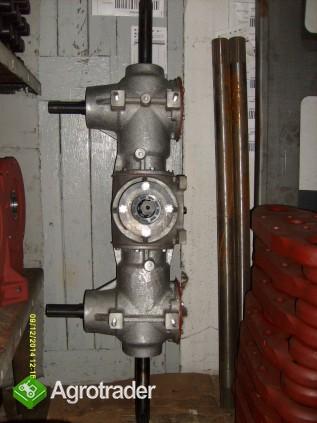 Bęben rozrzucający FORTSCHRITT T-088,ślimak,wał,obudowa i inne - zdjęcie 3
