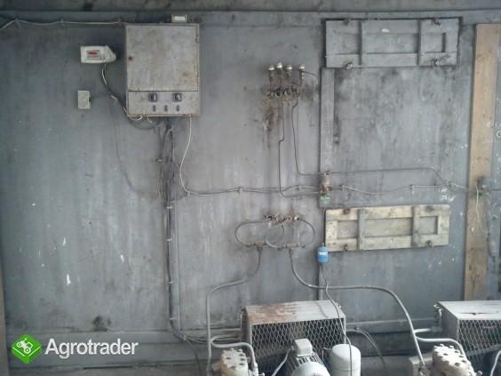 CHŁODNIA Komora chłodnicza + dwa agregaty chłodnicze OKAZJA tanio  - zdjęcie 4