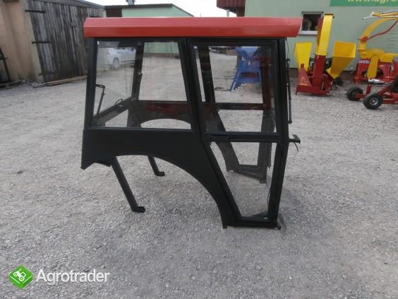 Kabina sadownicza C330 C360 sadownik kabiny sadownicze bez błotnika  - zdjęcie 2