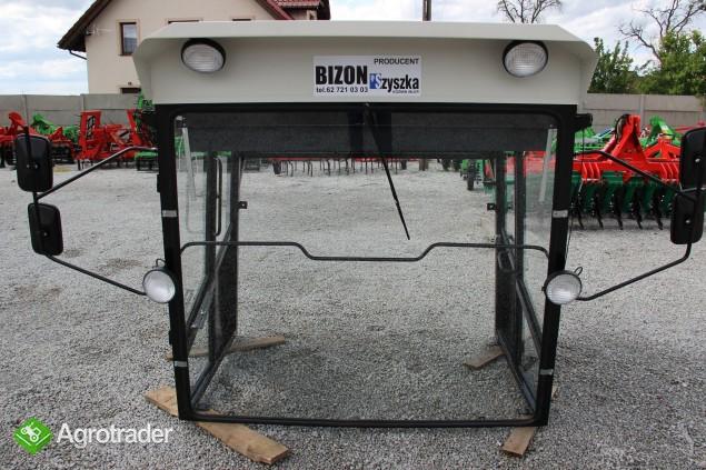 Kabina kabiny BIZON do Bizona szymczak szyszka - zdjęcie 2