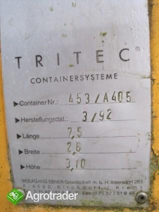 Kontenery sanitarne socjalne do hakowca - zdjęcie 7