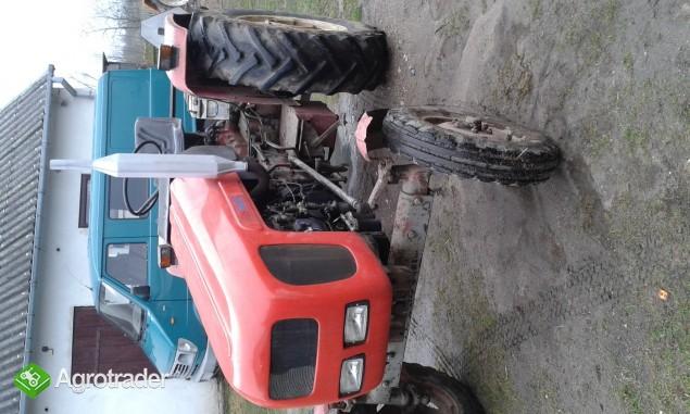 Ciągnik rolniczy c360 Okazja  - zdjęcie 1