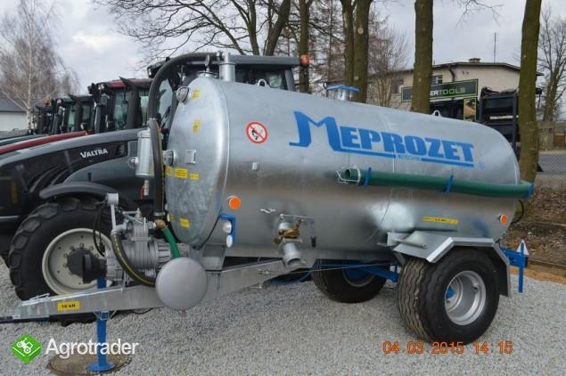 Wóz asenizacyjny MEPROZET PN-50 5000l - zdjęcie 2