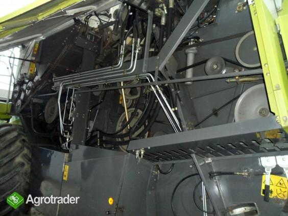 KOMBAJN CLAAS LEXION 450/1998r/STÓŁ 6m+wózek/silnik MB 275KM/ PL MENU - zdjęcie 5