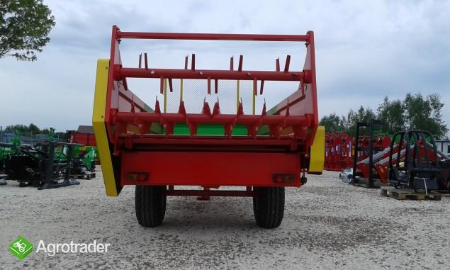Rozrzutnik obornika JOL-MET 4 tony