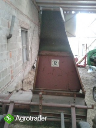 Ścinacz zielonek Orkan 2 a - zdjęcie 1