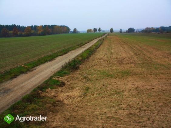 Grunty rolne, V i VI kl, koło Sycowa (dolnośląskie)