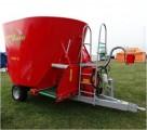 Wóz paszowy rozrzutnik obornika NOWE dobra cena
