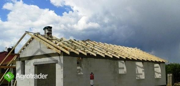 Prefabrykowane konstrukcje dachowe - oferta producenta - zdjęcie 5