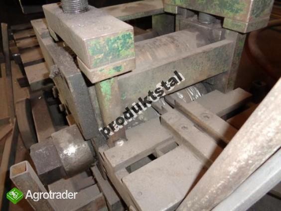 Dwa zestawy maszyn  do produkcji ogrodzeń kowalstwo artystyczne gietar - zdjęcie 4