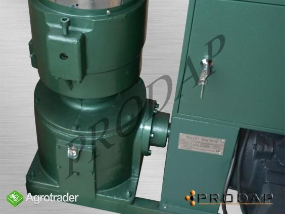 Elektryczna Peleciarka Maszyna do Pelletu Granulator 22kW NOWA! FV! - zdjęcie 2