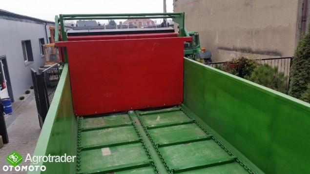 Coutand Twister Rozrzutnik obornika - zdjęcie 5