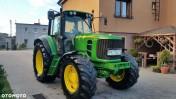 John Deere 6930 ciągnik traktor