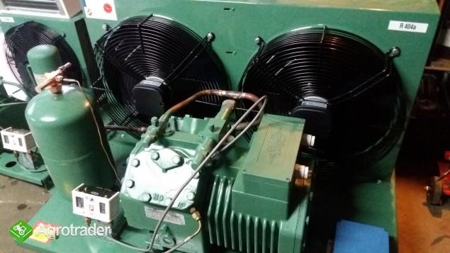 Agregat chłodniczy agregaty chłodnicze spreżarka parownik skraplacz  - zdjęcie 1