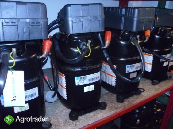 Używane agregaty chłodnicze spreżarka chłodnicza parownik skraplacz
