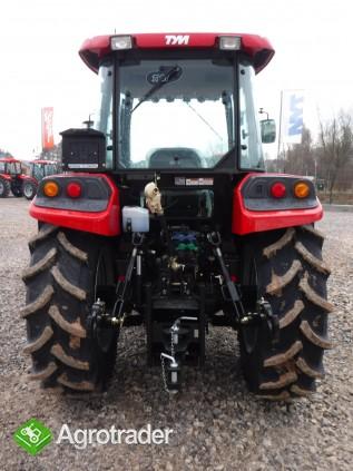 TYM T754 74KM Fabrycznie Nowy Ciągnik Dofinansowanie Dotacja silnik - zdjęcie 5