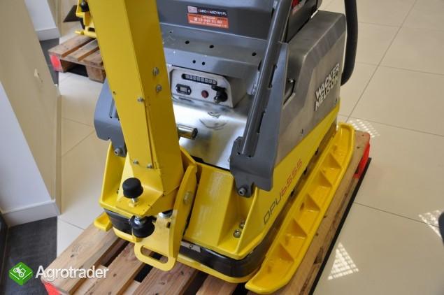 Euro-Maszyny WACKER NEUSON DPU 6555 HE PO ODNOWIE  LAKIERNICZEJ - zdjęcie 1