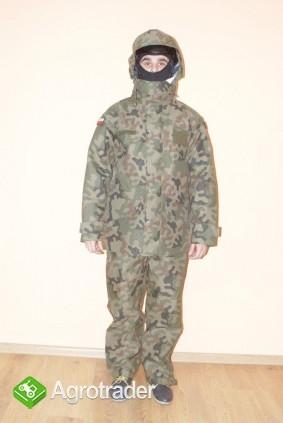 Odzież ochronna dla wojska