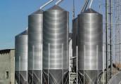 Silos silosy paszowe do zboża materiałów sypkich agro met