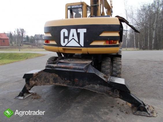 Koparka kołowa Cat M315 - zdjęcie 4