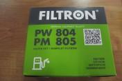 Komplet wkładów filtra paliwa URSUS, ZETOR PW804/PM805 FILTRON