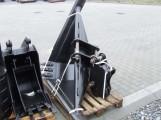 Łyżka trapezowa do koparko ładowarek JCB 3CX/4CX Denison