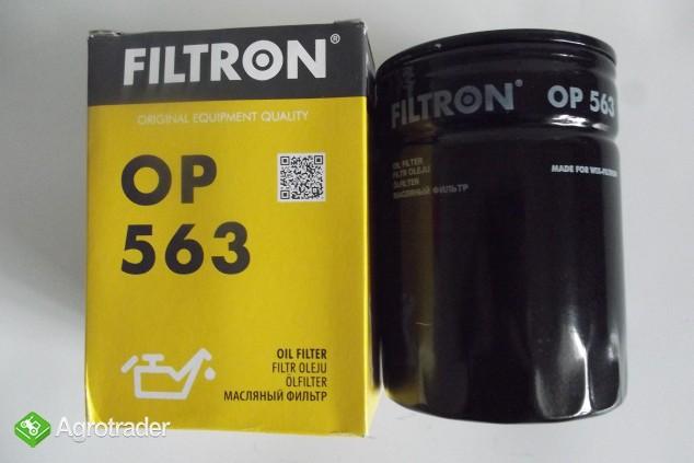 Filtr oleju OP 563 FILTRON