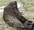 Używana łyżka o szerokości 60 cm Denison