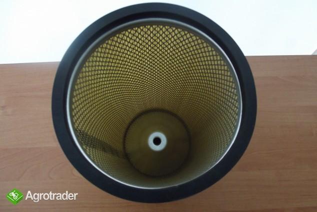 Filtr powietrza - wkład zabezpieczający BIZON GIGANT AM 404W FILTRON - zdjęcie 1