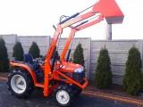 Kubota GB155 15 KM 4x4 + Ładowacz TUR mini traktor traktorek