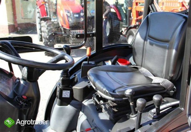 ciągnik rolniczy komunalny pomocniczy TYM T293 HST sprzedaż wynajem - zdjęcie 3