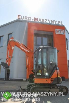 Euro-Maszyny HITACHI ZX27U-2 CRL