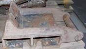 Używana płyta montażowa pod młot hydrauliczny do minikoparek