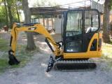 koparkikrakow.pl - CAT 3018C z 2008 r - sprzedam
